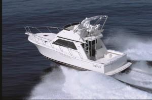 Skipjack fishing boat