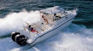 30' Boston Whaler 305 Conquest