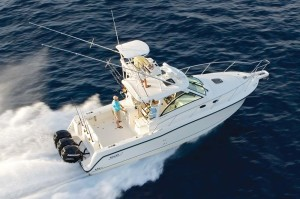 34 Boston Whaler for sale