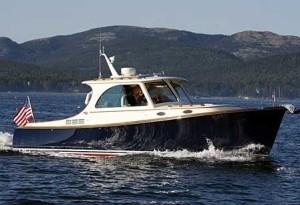 Hinckley 36 Picnic Boat for sale