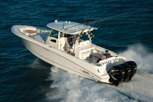 37' Boston Whaler 370 Outrage