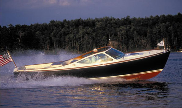 Used hinckley boats for sale in san diego ballast point for Picnic boat plans