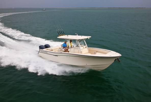 Used Grady White Boats For Sale in San Diego | Ballast Point