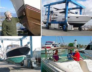 Pre-Purchase Inspection of a Used Boat