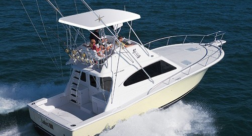 Luhrs boat for sale