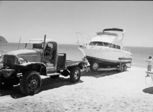Skipjack trailer