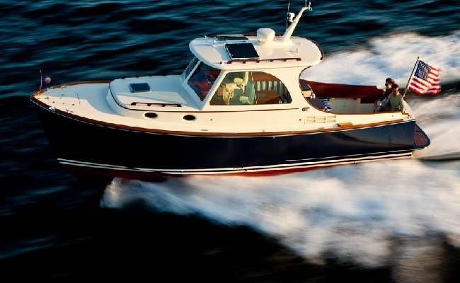 Used boat Hinckley Yachts for sale