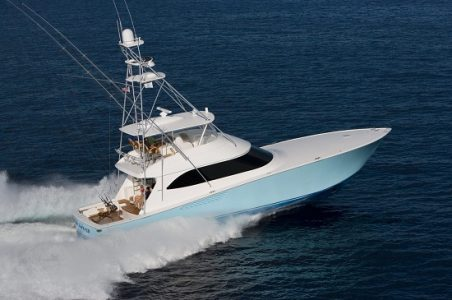 Used viking yachts for sale san diego ballast point yachts for Outboard motor repair san diego