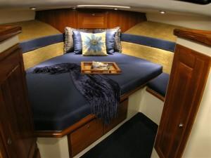Skipjack double berth
