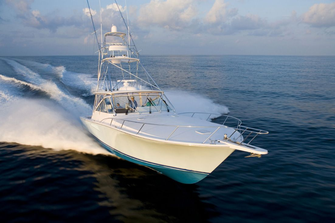 Used Viking Yachts For Sale | San Diego | Ballast Point Yachts