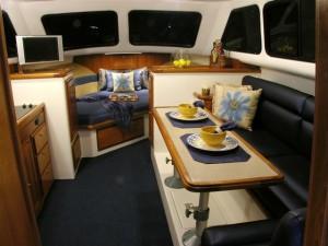 Skipjack cabin