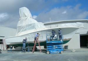 basic yacht maintenance