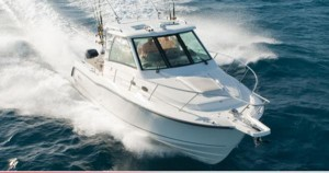 Used 34 Boston Whaler 345 Conquest for sale
