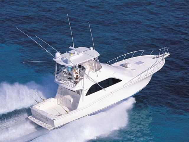 48 Cabo Yacht