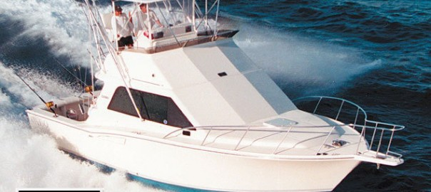 Cabo Yachts 35' Flybridge For Sale