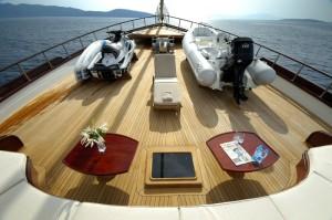 Zodiac yacht tender