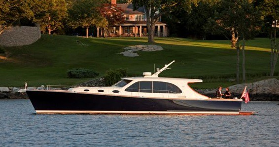 Palm Beach Motor Yachts Ballast Point Yachts