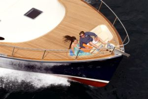 Palm Beach Motor Yacht Sailing