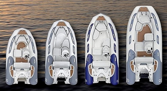 Zodiac Yachtline 340, 380, 420 & 470 (click Here)