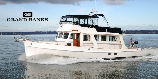 Used Grand Banks Yachts for Sale in San Diego