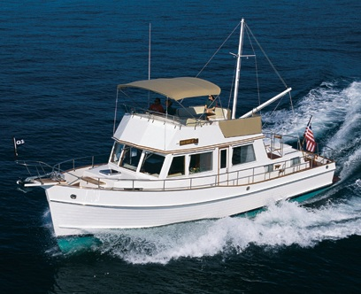 Used grand banks yachts for sale in san diego for Grand banks motor yachts for sale