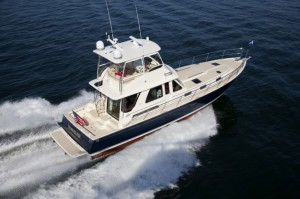 Sabre 54 Salon flybridge for sale