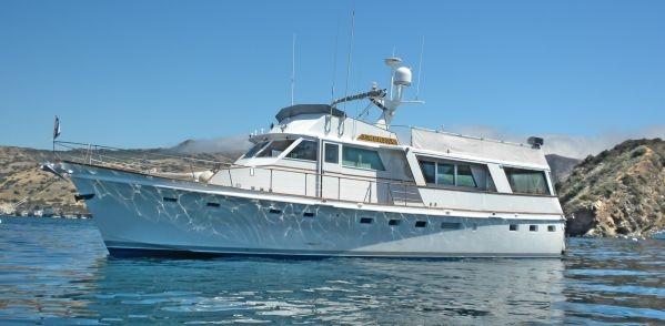 65' Hargrave - Halmatic Motoryacht