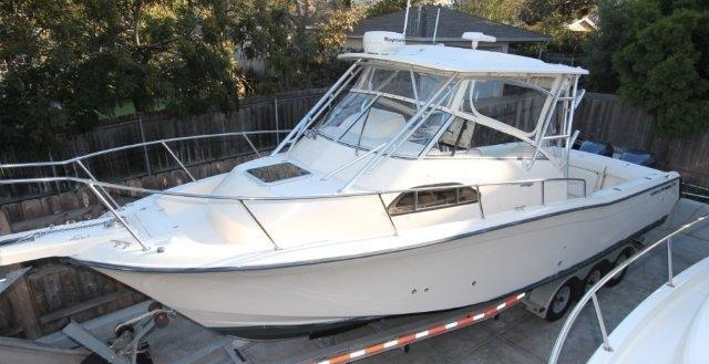 30' Grady-white 300 Marlin 2005 - Low Hours!