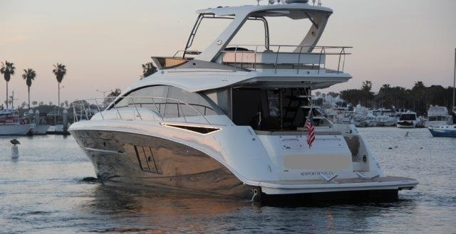 51' Sea Ray 510 Flybridge