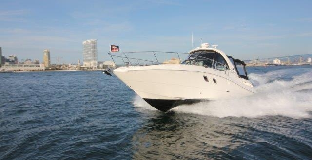 33' Sea Ray 330 Sundancer 2009