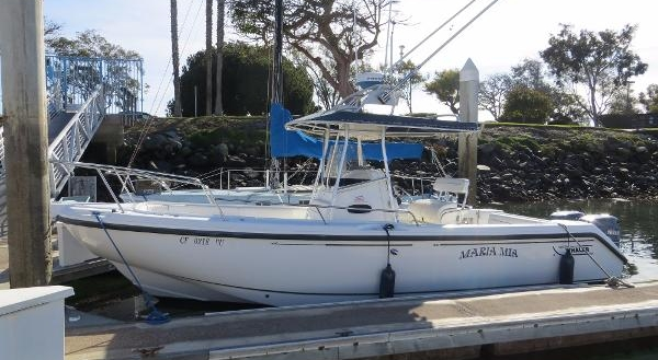 26' Boston Whaler Outrage 2001