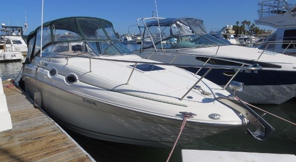 26' Sea Ray 260 Sundancer 2002