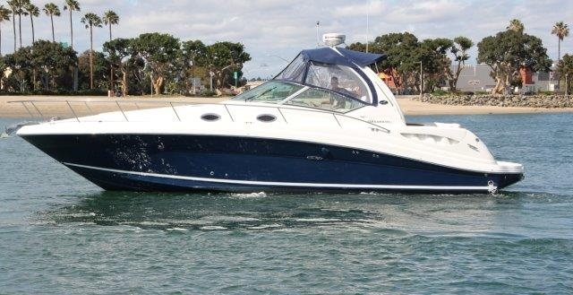 34' Sea Ray 340 Sundancer 2008