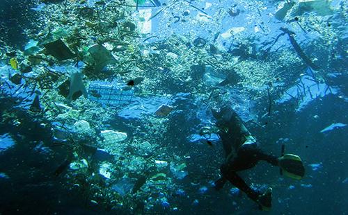 Removing Marine Debris
