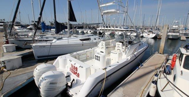 30' Boston Whaler 305 Conquest 2006