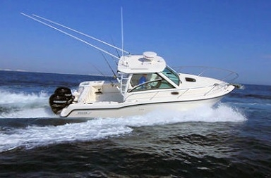 28' Boston Whaler 285 Conquest 2012