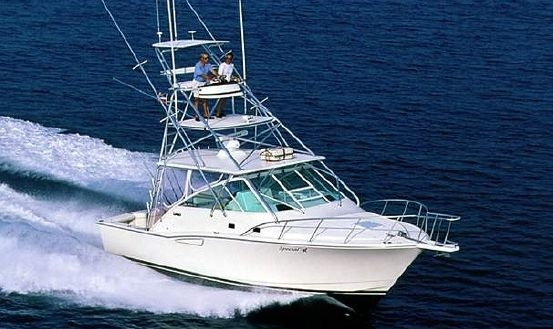 35 Cabo Express For Sale