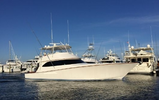 60 Viking Yachts Convertible 2008