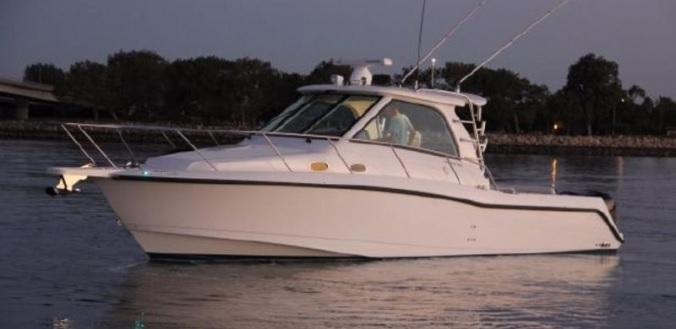 34' Boston Whaler 345 Conquest 2012