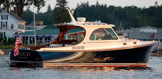36' Hinckley Picnic Boat Ep 2006
