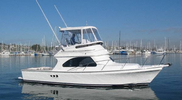 34' Black Watch 340 Flybridge 2005