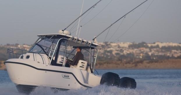 30' Boston Whaler 305 Conquest 2005