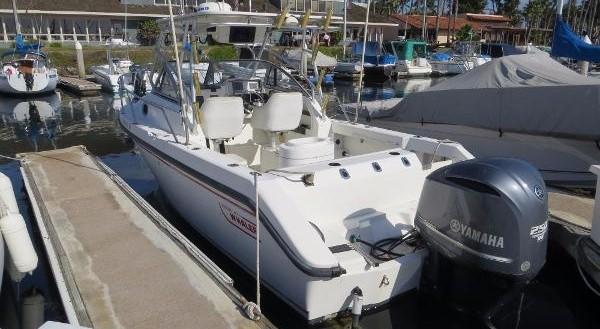 Boston Whaler 23' Conquest For Sale