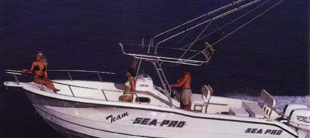 Sea Pro Boats For Sale
