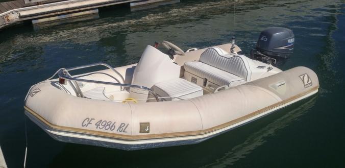Zodiac 340 Yachtline Dl