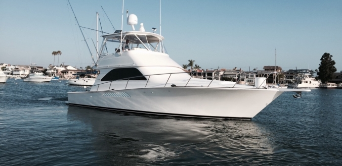 48' Viking Convertible for sale