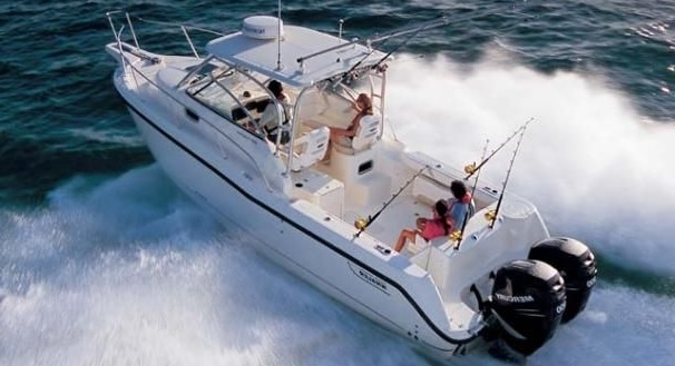 Boston Whaler 285 Conquest for sale