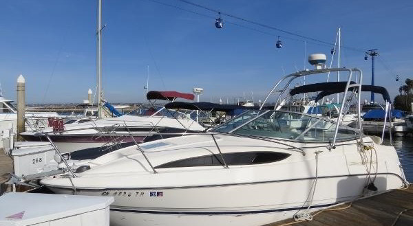 24' Bayliner 245 Cruiser 2006