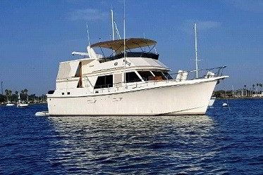 Ponderosa yachts for sale