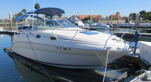 Used Sea Ray Boats For Sale In San Diego Ballast Point Yachts